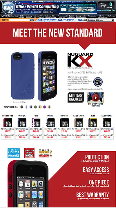 Nugard iPhone Protective Cases